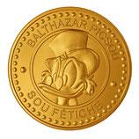 Médaille Sou fétiche 2017