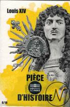 10 euros argent Louis XIV 2019
