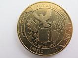 Médaille MDP Jaunay-Clan. Parc du Futuroscope. Imagic. 2013