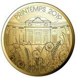 Médaille Printemps-été 2019