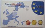 Coffret belle épreuve Allemagne Atelier A 2002