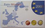 Coffret belle épreuve Allemagne Atelier A 2005