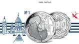 10 euros argent Paris Capitale 2017