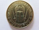 Médaille MDP Les Epesses. Puy du Fou. Le secret de la lance 2013