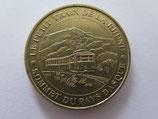 Médaille MDP Sare. Le petit train de la Rhune. Sommet du pays basque 2010