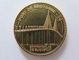 Médaille MDP Le Trait. Pont de Brotonne. Saint-Nicolas de Bliquetuit 2013