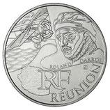 10 euros argent La Réunion 2012