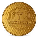 Médaille Ryder cup 2018