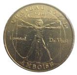 Médaille MDP Amboise Château royal 2005