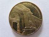 Médaille MDP Paris. Palais de la découverte. La façade 2013