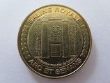 Médaille MDP Arc et Senans. Saline royale. Le porche d'entrée 2010