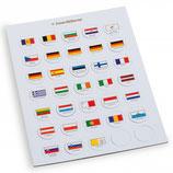 Chips drapeau EURO