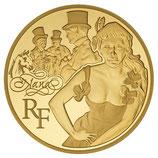 50 euros Nana 2011 en or 1/4 oz