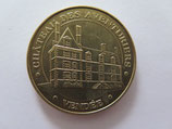 Médaille MDP  Avrillé. Château des aventuriers 2010