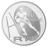 10 euros argent Stade français Paris 2009