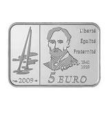 5 euros argent Auguste Renoir 2009