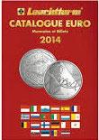 Catalogue Euros pièces et billets 2014