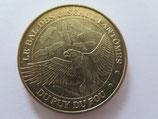 Médaille MDP Les Epesses. Puy du Fou. Le bal des oiseaux fantômes. Les rapaces 2010