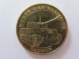 Médaille MDP Saumur. Musée des blindés. Char Tigre 1 2012