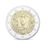 2 euros UEFA BE 2016