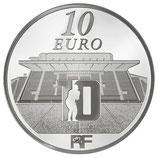 10 euros argent Rugby Club Toulonnais 2012