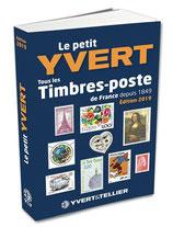 LE PETIT YVERT 2019 (format de poche)