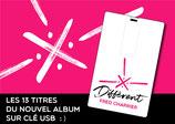 Clé USB Différent