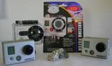PolarPro Polarisations Filter für GoPro HERO 1&2