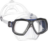 Aqualung Tauchmaske Look2 incl. Adapter für GoPro transparent/blau