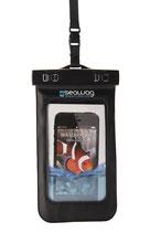 SEAWAG Handyhülle/ Smartphonecase mit Armband und Kopfhöreranschluss