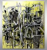"""Gemälde """"Chaotica"""""""