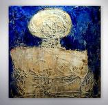 """Gemälde   """"the man"""""""