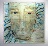 """Gemälde  """"das Schweigen"""""""