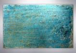"""Gemälde   """"Aquamarin"""""""