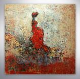 "Gemälde   ""lady of my heart"""