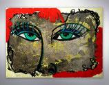 """Gemälde   """"Medusa"""""""