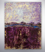 "Gemälde   ""Violetta"""