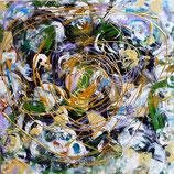 "Gemälde ""Arabesque"""