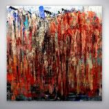"Gemälde   ""Skyline"""