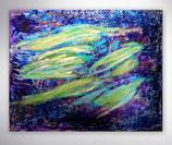 """Gemälde   """"flying over"""""""