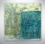 """Gemälde   """"Kryptum"""""""