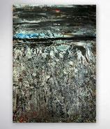"""Gemälde   """"Nordlichter"""""""