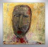 "Gemälde   ""thinker"""