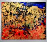 "Gemälde ""absolut power"""