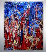 """Gemälde   """"Cobalt """""""