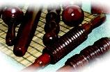 Rollen-Holz Massagetherapie