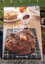 """Livret de recettes """"La Salers l'autre viande"""""""