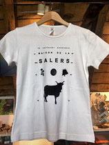Tee-shirt femme Maison de la Salers
