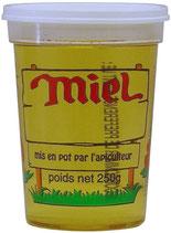 """Pot Nicot """"PEP"""" - décor Miel 4 couleurs"""