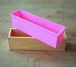 Blockform Silikon - Holz, Gr. 1